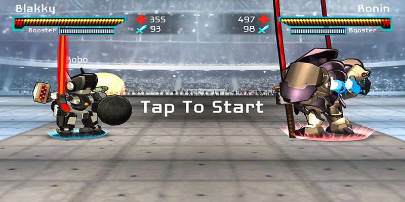 Megabots battle arena review