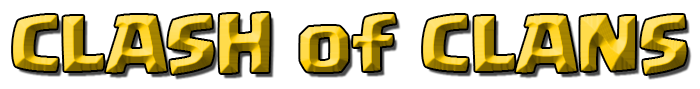 Clash of Clans Font png image