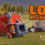 Log Launcher Clash of Clans