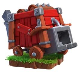 Log Launcher coc