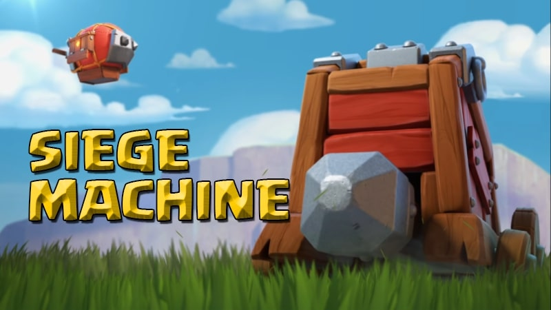 Siege Machine in CoC Image